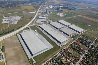 New Building at Prologis Park Budapest-Sziget Most Sustainable in Hungary
