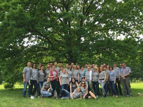 Prologis CEE Employees Make an IMPACT on Their Communities