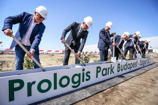 Prologis Breaks Ground on 21,000 Square Metre Speculative Facility at Budapest