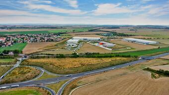 Second Speculative Facility Fully Leased at Prologis Park Prague-Airport