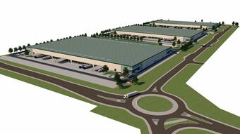 Prologis Breaks Ground on Two Facilities Comprising 62,325 Square Metres at Prologis Park Nitra