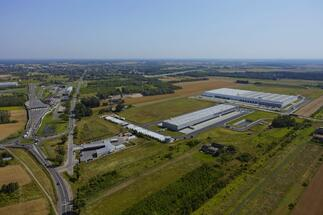 Prologis Completes Second BTS Facility for Arvato in Stryków