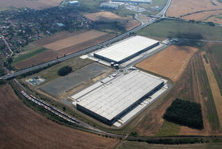 New Speculative Facility at Fully Occupied Prologis Park Prague-Uzice