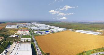 Prologis Park Bratislava Continues Expansion with Two New Buildings
