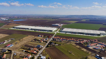 Prologis Develops in Brno