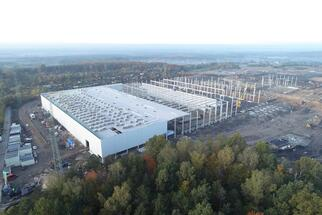 Prologis for Raben Group, in the Heart of Silesia