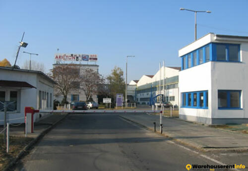Warehouses to let in Ferihegy Ipari Park